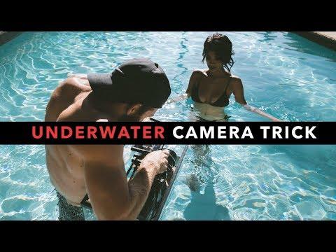 DIY Underwater Fish Tank Camera Trick!