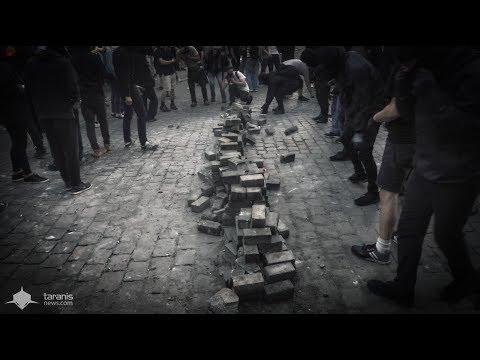 RIOT 5 • #NoG20 : BRENNT HAMBURG ?!