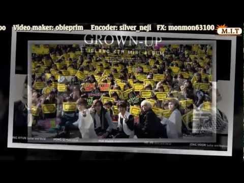 [Vietsub][m4meisland] FT Island - Grown Man @ 4th Mini Album GROWN-UP