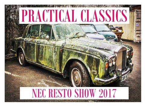 Practical Classics -Nec Restoration show 2017
