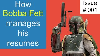 How Boba Fett manages his resumes - Gov Geeks Assemble Podcast #01