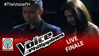 The Voice of the Philippines Season 2 Grand Winner: Jason Dy by Team Sarah