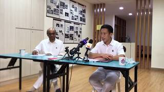 Ge2020: New Pap Candidate Xie Yao Quan For Jurong Grc | The Straits Times