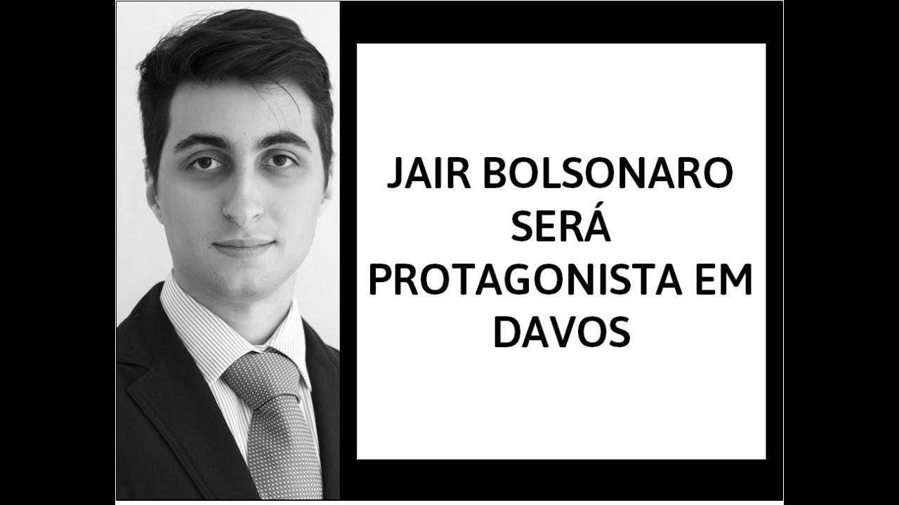 Jair Bolsonaro irá para Davos com COAF na bagagem - Mergulhando no raso