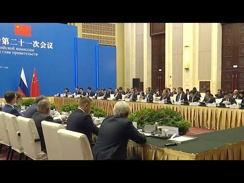 Chinese Vice Premier and Russian Deputy PM meet in Chongqing