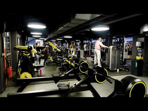 Fitness Park Alesia Youtube