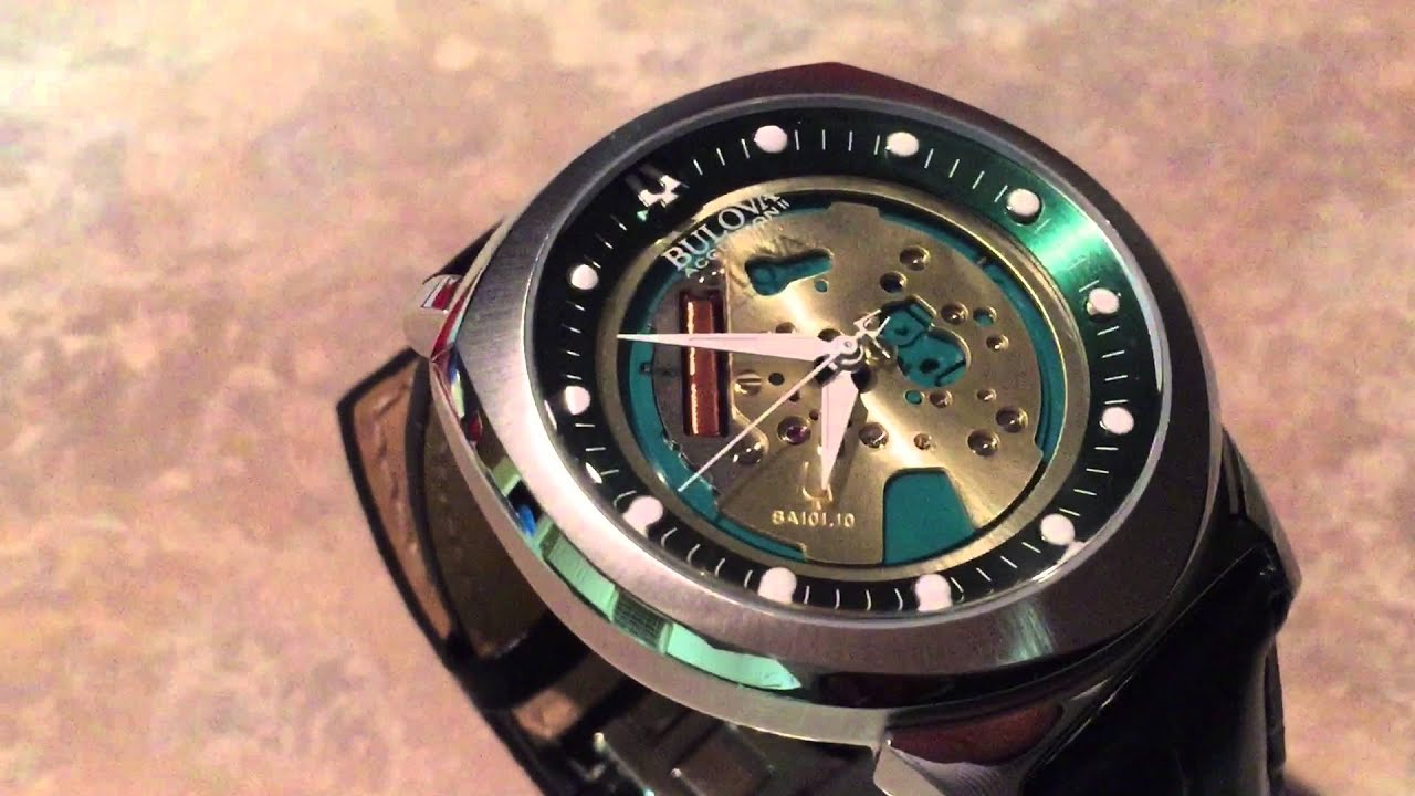 abb96f209 Bulova Accutron II Alpha by TheLiteratePen
