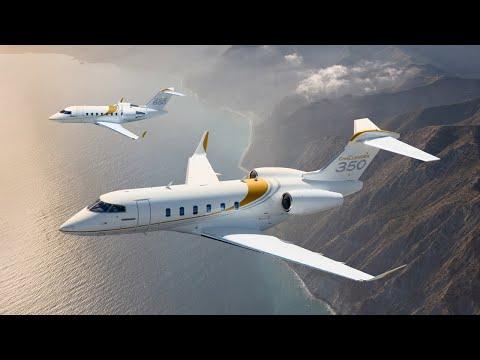 Challenger aircraft - Corporate Fleet Solutions