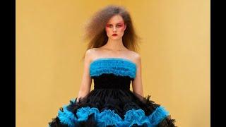 MOLLY GODDARD Fall 2021 Highlights London - Fashion Channel