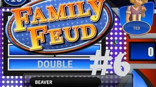 Family Feud 2010 Edition(PC) Show #6: Ohhhh Jeeeez! UNFAIR!!!!!!
