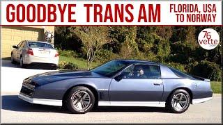 Goodbye 1984 Pontiac Trans Am