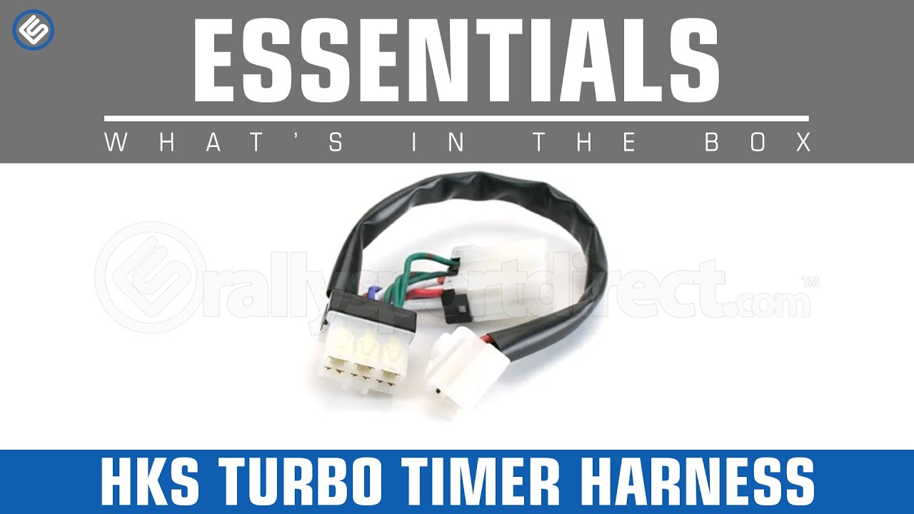 maxresdefault hks turbo timer harness whats in the box? youtube hks turbo timer wiring diagram type 0 at bayanpartner.co