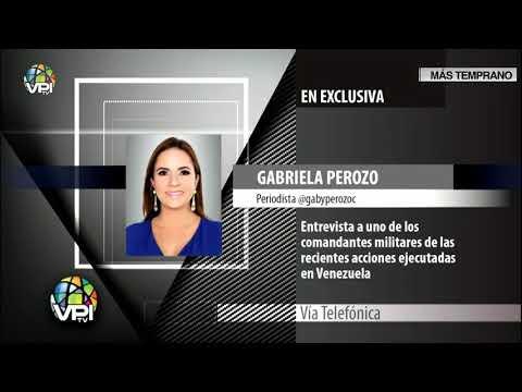 M/G Juvenal Sequea Torres afirma que la lucha continúa - VPItv - Parte 2