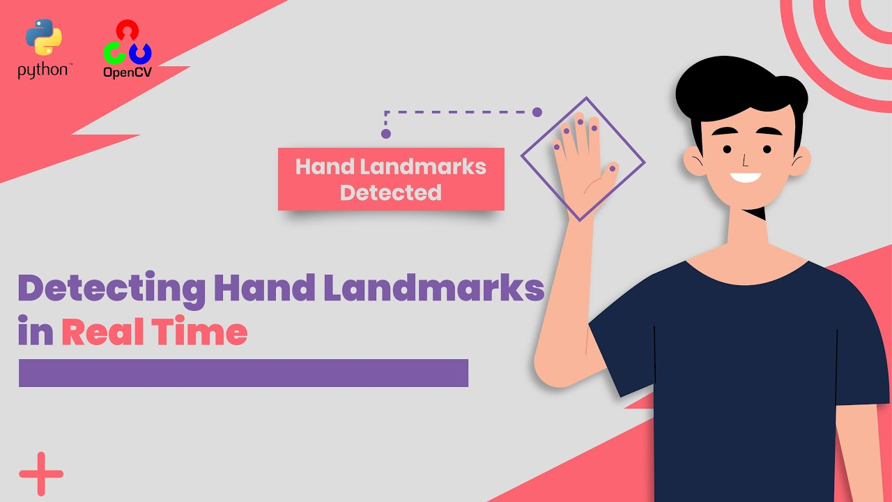 How to Detect Hand Fingers in Real Time using Using Python