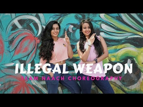 Illegal Weapon | Team Naach Choreography |...