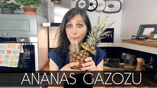 Ananas Gazozu nasıl yapılır? | Merlin Mutfakta Yemek Tarifleri