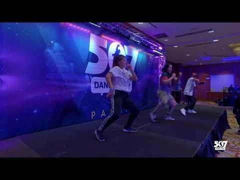 Retawded - Tamar Jackson ft Gucci Mane   Fefe Burgos   507 Dance Camp   2018