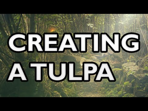 Tulpas - How to Create a Tulpa