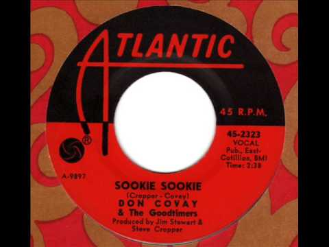DON COVAY & the GOODTIMERS  Sookie Sookie