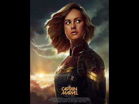 Captain america 2019 trailer marvel 39 s girl youtube - Captain america fille ...