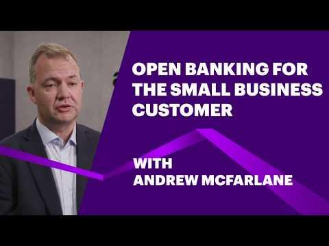 Sibos 2019   Andrew McFarlane On Open Banking