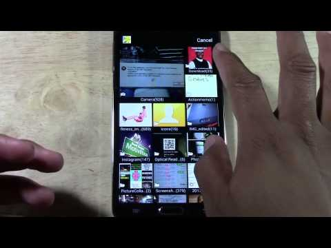 BBM (Blackberry Messenger) - How To Your Profile Picture   H2TechVideos