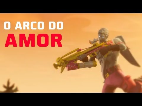 VENCI COM O NOVO ARCO - Fortnite Battle Royale