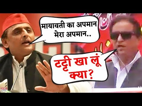 यहां जानिए क्या है Azam Khan के SP-BSP गठबंधन के विरोध की Inside Story