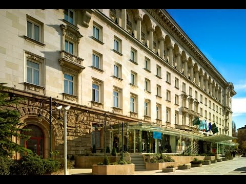 Sofia Hotel Balkan, a Luxury Collection Hotel - Sofia, Bulgaria