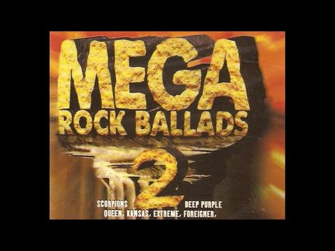 Mega Rock Ballads Full Album Playlist