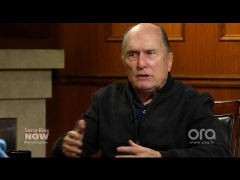 Robert Duvall On Not Being In The Godfather III | Larry King Now | Ora.TV