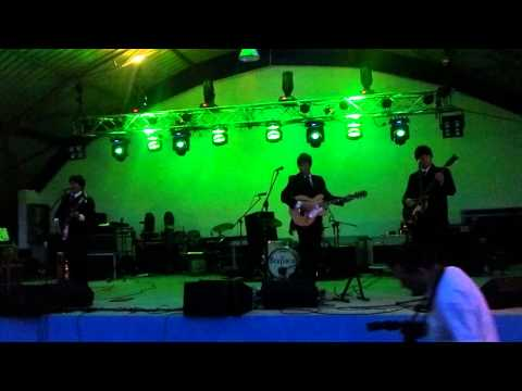 "VIII Dni Sochocina The Beatlemen ""I Want To Hold Your Hand"" 5.07.2014"