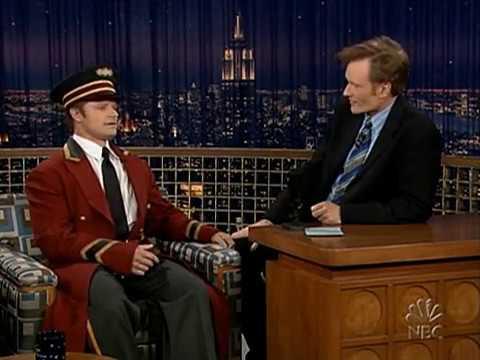 Conan O'Brien 'Steve Zahn 4/7/05