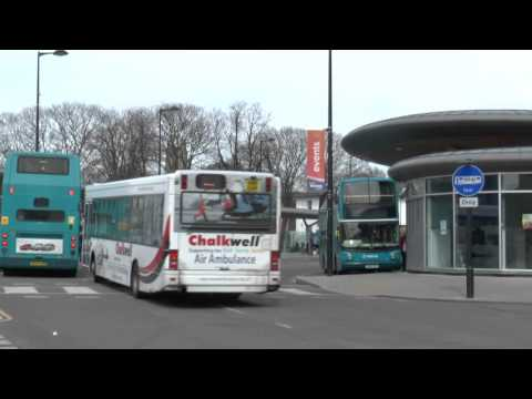 BUSES IN CHATHAM APRIL 2016