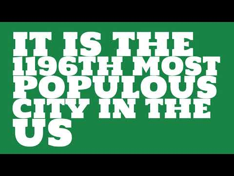 How does the population of Salisbury, NC compare to Manhattan?
