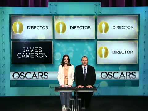 Official Oscar Nominations Announcement 2010