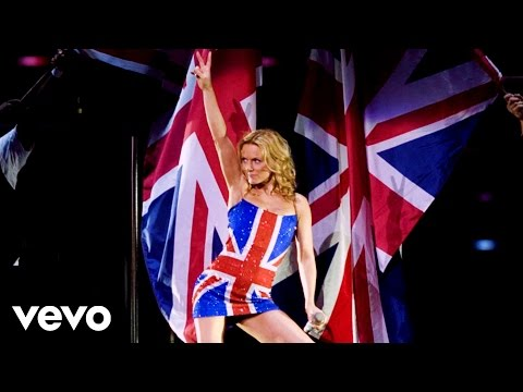 Spice Girls - Who Do You Think You Are (TROTSG Tour) HD
