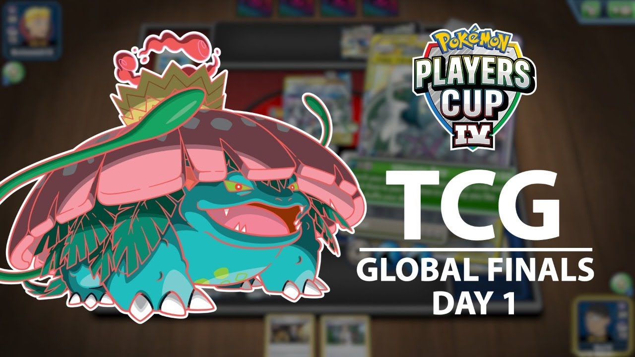 Pokémon Players Cup IV - TCG Global Finals Day 1