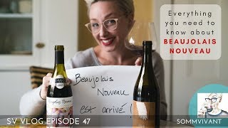 WTF is BEAUJOLAIS NOUVEAU?! Everything you need to know about this once a year wine!