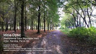 Idzie Dysc (Instrumental Suka Bilgorajska Lead) - Karolina, Pat & Olo (Lynne Publishing)