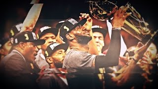 STAND AND DELIVER - LeBron James 2016 NBA Finals Mix