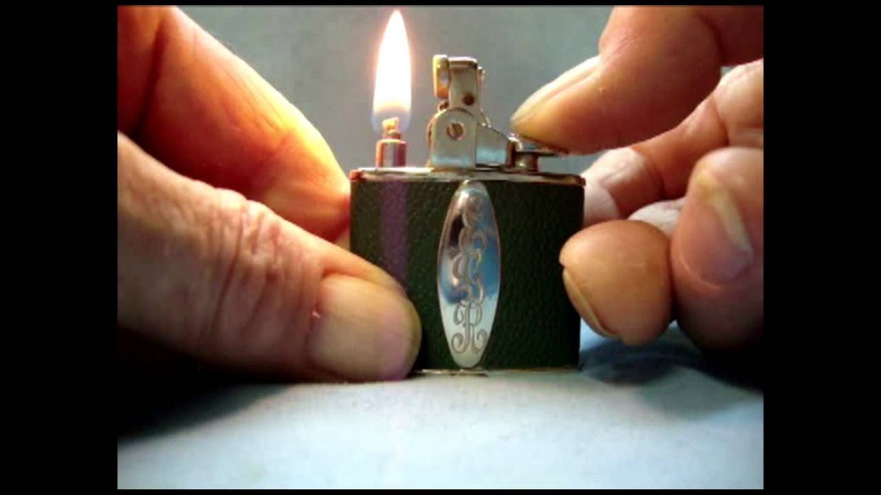 The history of Ronson Repair and how we service vintage lighters