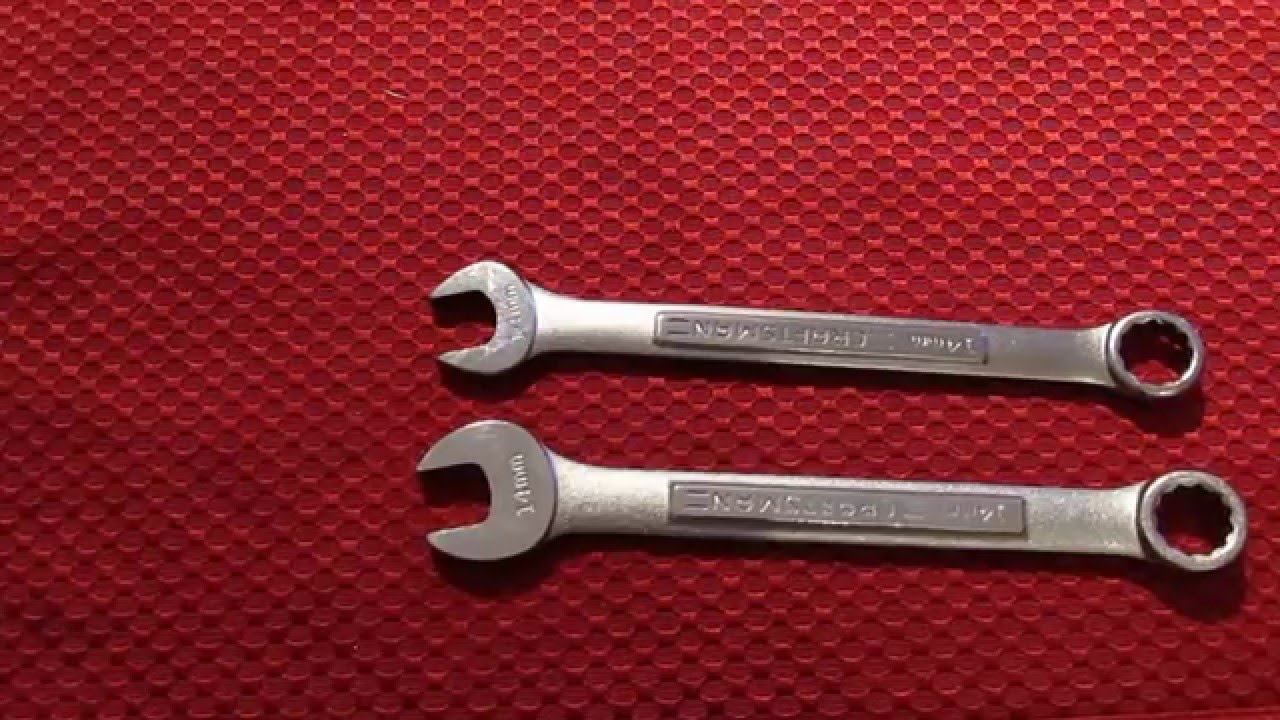 Chinese Craftsman Wrenches Are Improving Comparison Between Usa