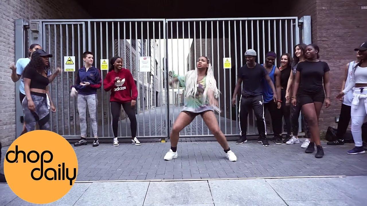 Gracious K - Just Flex (Dance Class Video)