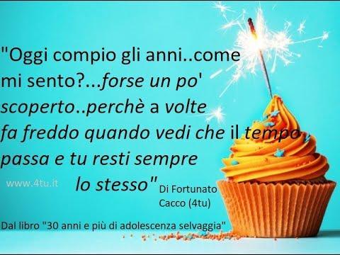 Video Auguri Di Buon Compleanno Oggi è Il Mio Compleanno Di 4tu Happy Birthday Italian Song