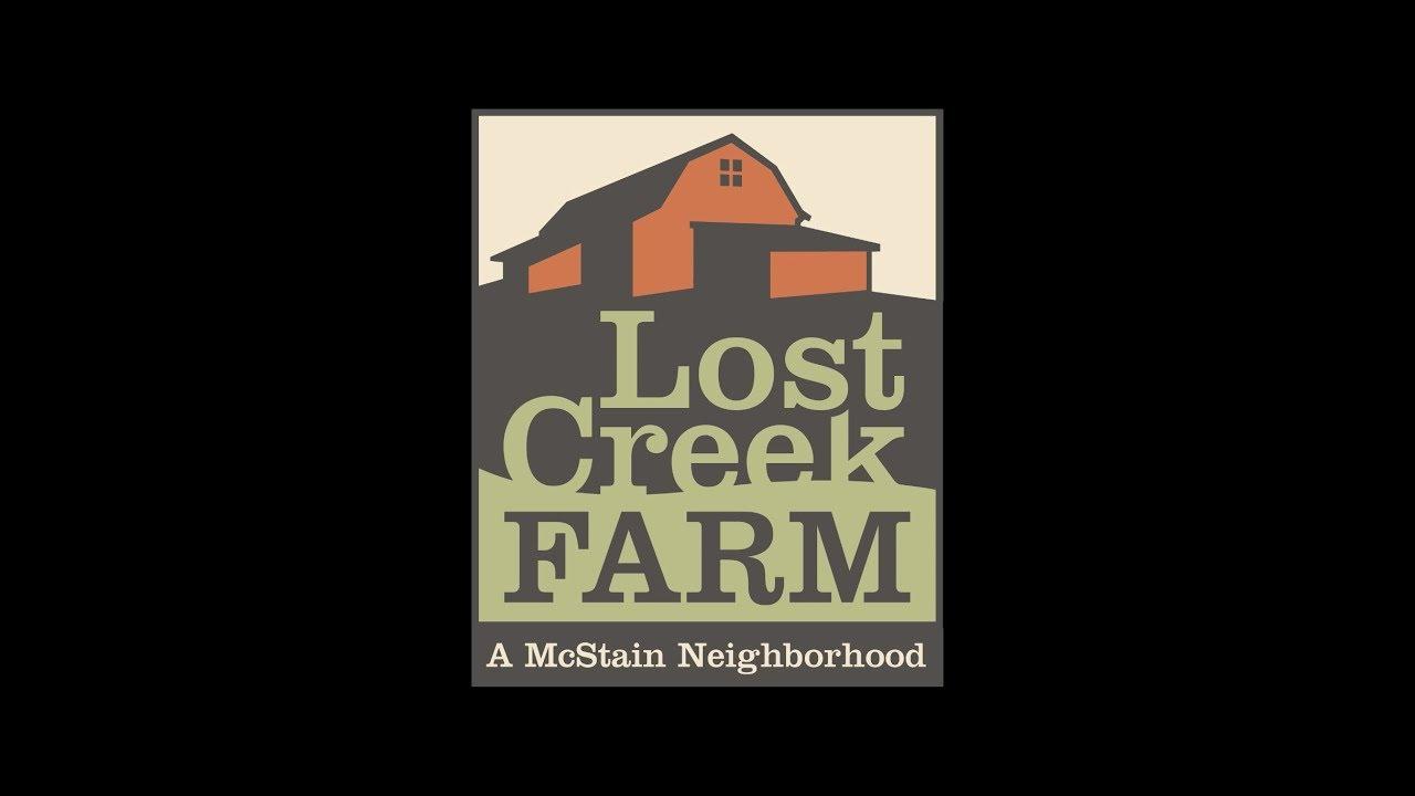 McStain presents Lost Creek Farm, Erie Colorado