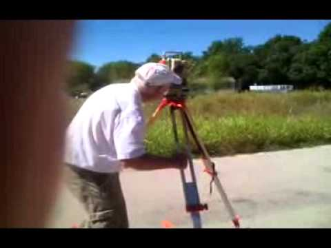 Total Station Setup Basics