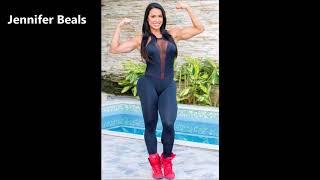 muscle flexing celebrities 5