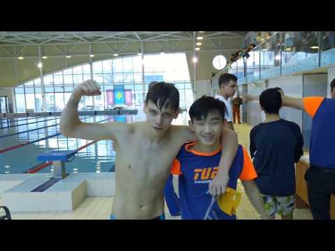 Алматы. Первенство Grand Pool. Соревнования по плаванию 2013 - 2016