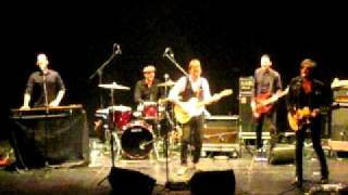 Chuck Prophet & The Spanish Bombs - The Right Profile (The Clash cover) @Teatro Lara (29-07-11)